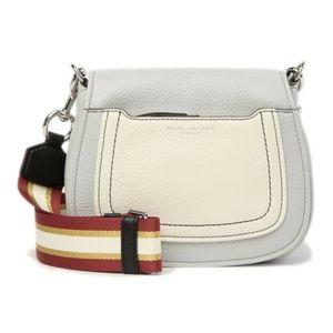 Marc Jacobs Empire City Mini Leather Messenger Bag